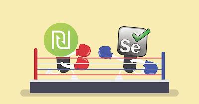 Selenium Webdriver vs Selenium IDE