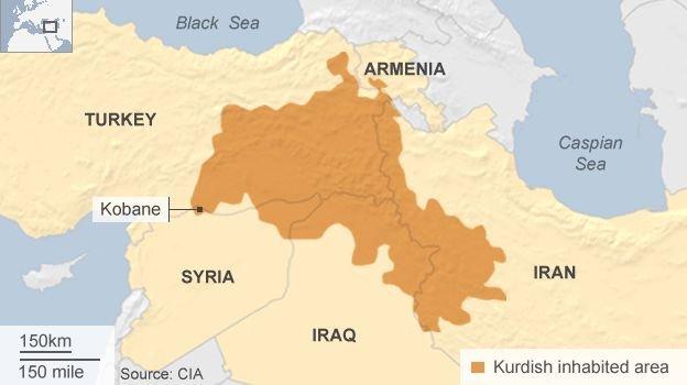 Sejarah Panjang Pertempuran Turki dengan Milisi Kurdi