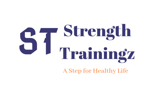 STRENGTH TRAININGZ - A Step for Healthy Lifestyle