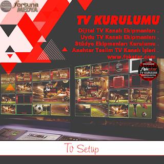 FOKSTAR | TV Kanalı Kurulum