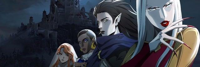 Confira a primeira imagem da terceira temporada de Castlevania