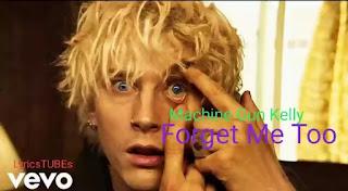 Forget Me Too Lyrics - Machine Gun Kelly x Halsey