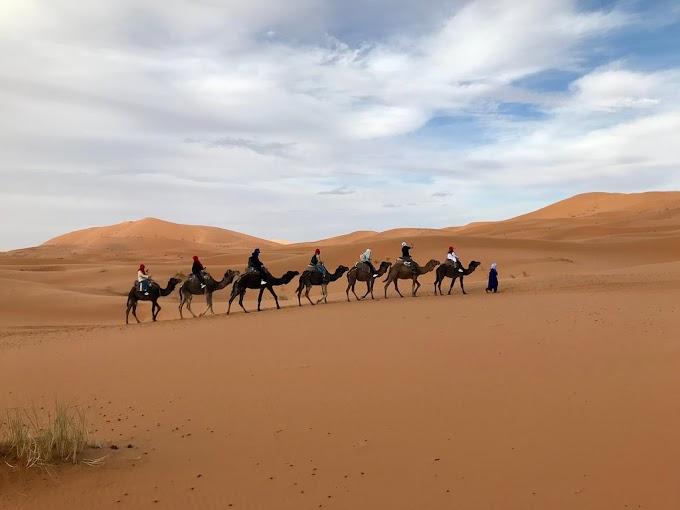 3 days tour from Marrakesh to Merzouga desert