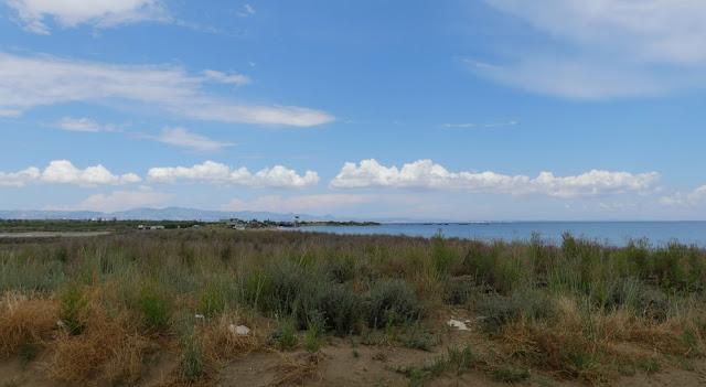 Natur nahe Famagusta, Nordzypern