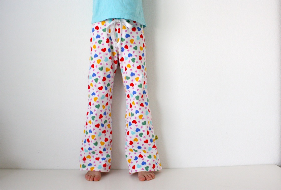 photograph regarding Printable Pajama Pants Pattern named PJ Trousers Generated Every day
