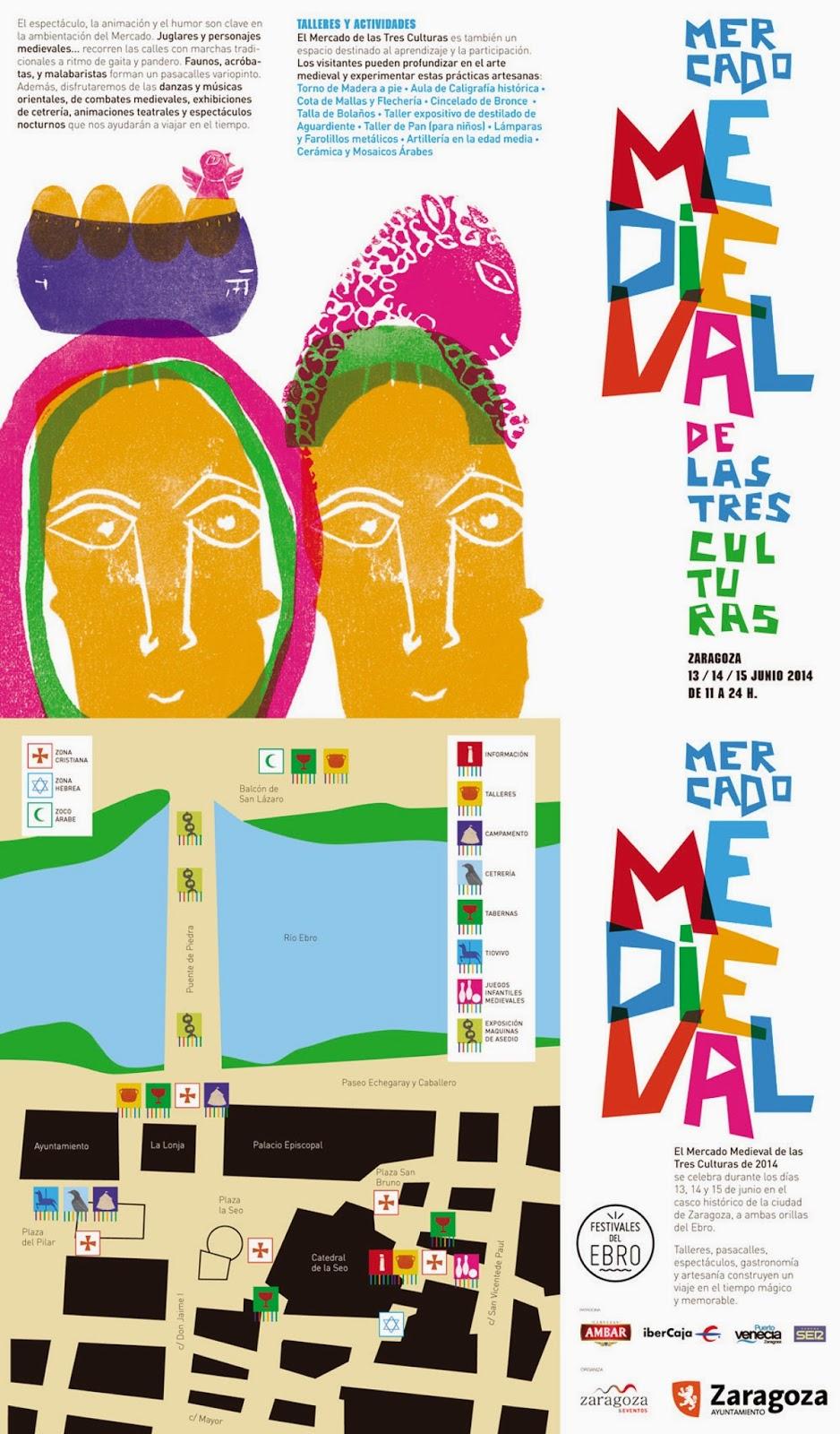 """AMPA """"EEI María Urrea"""": MERCADO MEDIEVAL DE LAS TRES CULTURAS - photo#9"""
