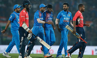 India vs England 2nd T20I 2017 Highlights
