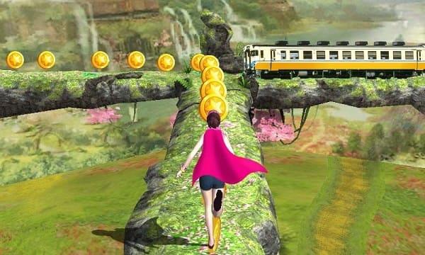 العب الآن Subway Run Princess على موبايلك