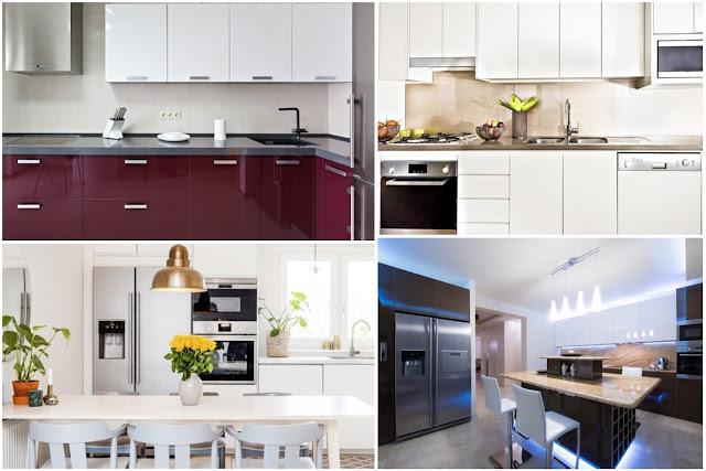 10 New Ideas Of Modern Kitchen Designs