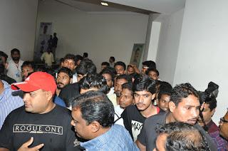 Thikka movie audio launch photos