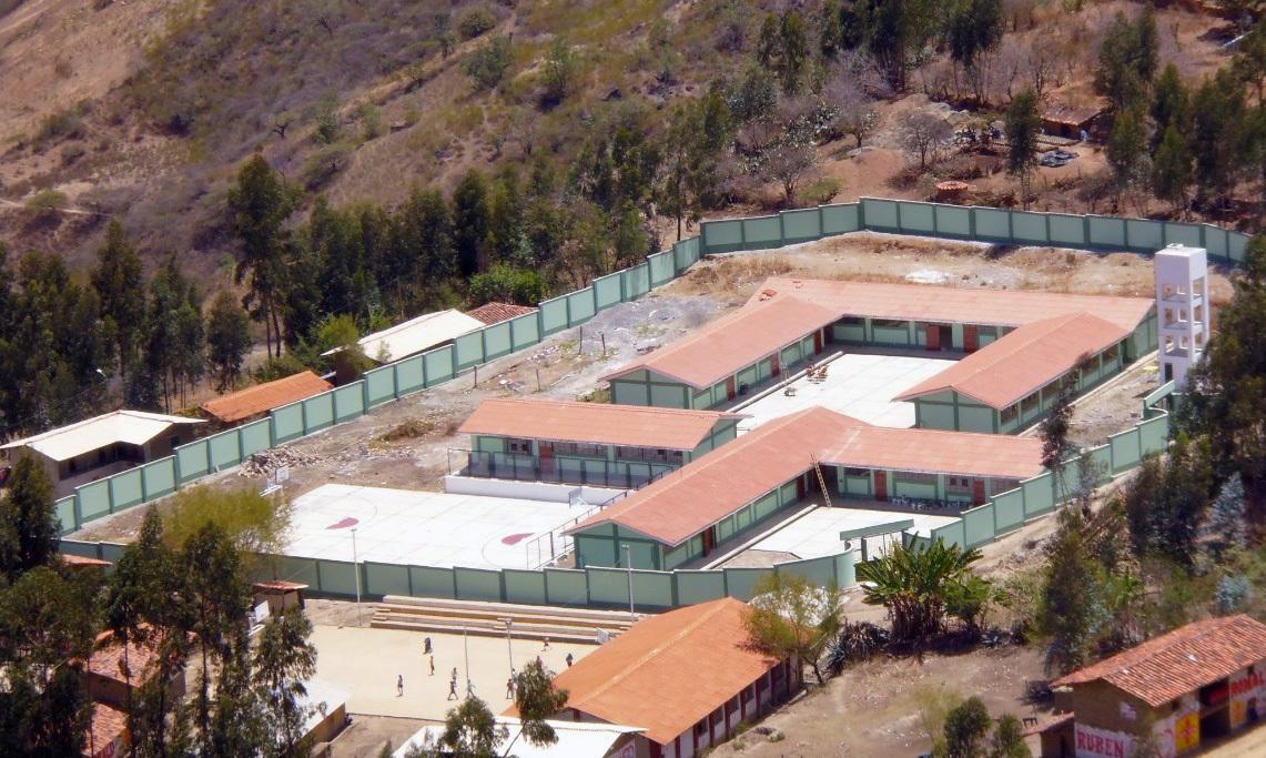 Escuela 82018 - Vaquería