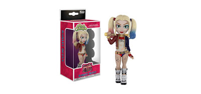 Suicide Squad Harley Quinn Rock Candy Vinyl Figure by Funko x DC Comics