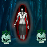 Games2Rule Creepy Ghost Forest Escape