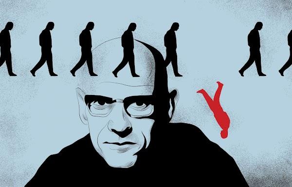 Michel Foucault : no hay poder político sin dominación