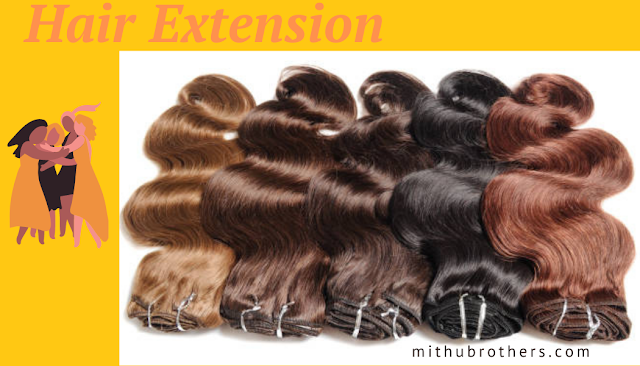 Why you should use hair extensions