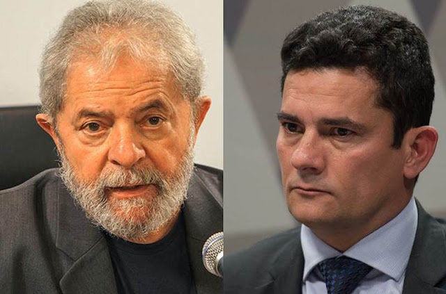 Juízes repudiam denúncia de Lula contra Moro na ONU