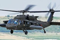 AS Uji Sistem Otonom, Helikopter Black Hawk Tidak Perlu Pilot