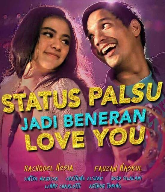 Daftar Nama Pemain FTV Status Palsu Jadi Beneran Love You SCTV 2019 Lengkap