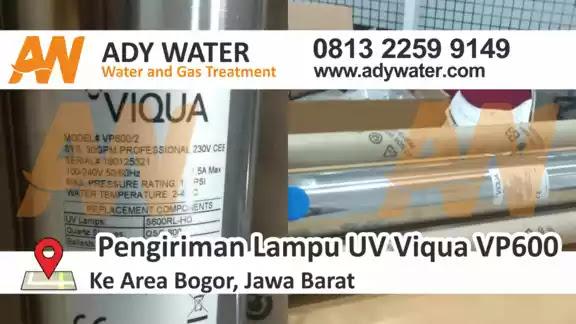 harga lampu uv sterilisasi air, jual uv sterilight, viqua, distributor lampu uv