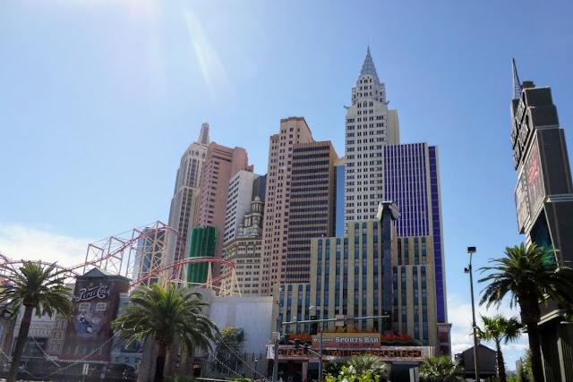 2 Days in Las Vegas: New York, New York