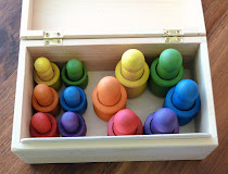 Wooden Sorting Toys for Toddlers