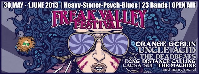 [Live Report] Freak Valley Festival 2013: Day 01
