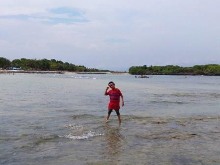 wisata pantai di nusadua bali