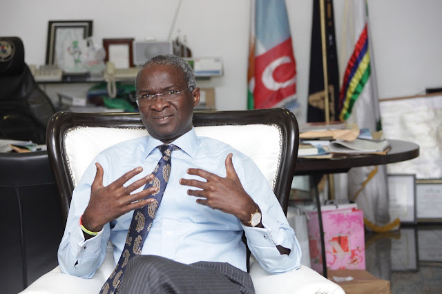Energy Mix Document to reduce electricity tariffs, provide options for Nigerians – Fashola