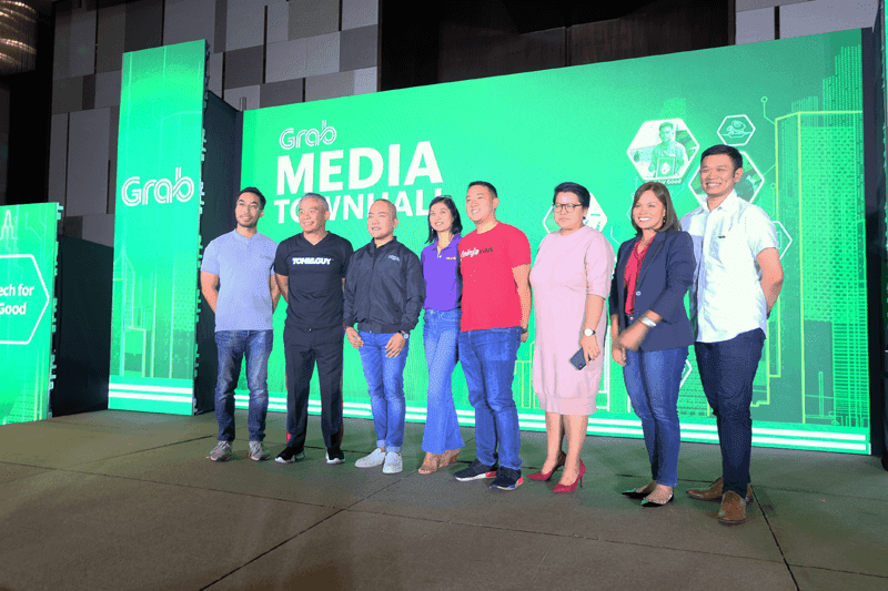 #TechForGood: Grab PH Super App will feature more useful services soon
