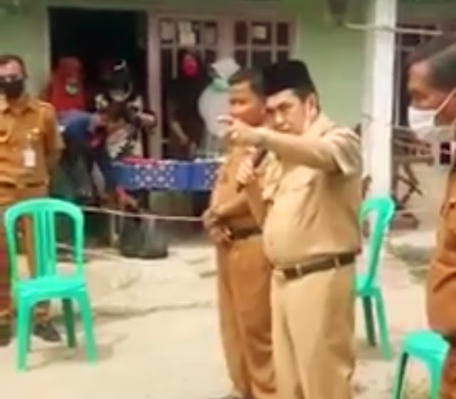 Viral!!! Video AJB Ajak Warga Dukung Salah Satu Bacagub Jambi