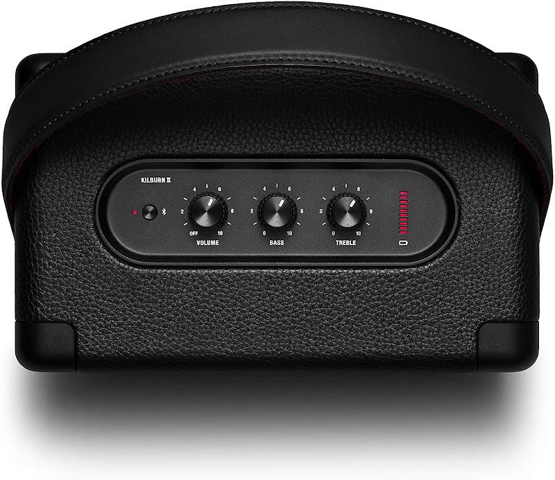 Marshall Kilburn 2 Speaker Control Buttons