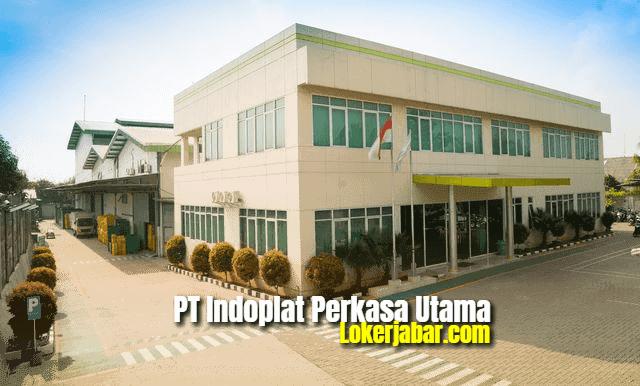 Lowongan Kerja PT Indoplat Perkasa Purnama 2021