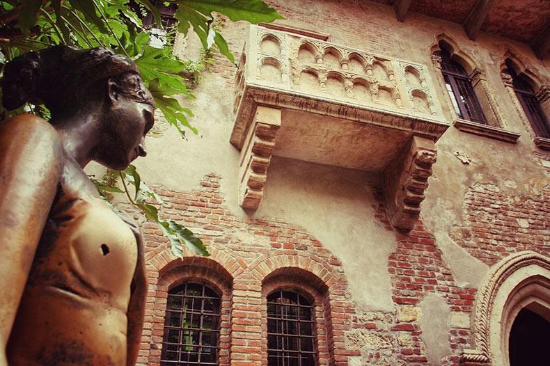 La casa de Julieta | Italia