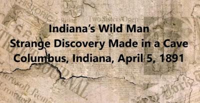 Historical Reports Of Wildmen