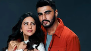 Rakulpreet Singh and Arjun Kapoor Romantic comedy drama to resume shoot mumbaii from 24 august