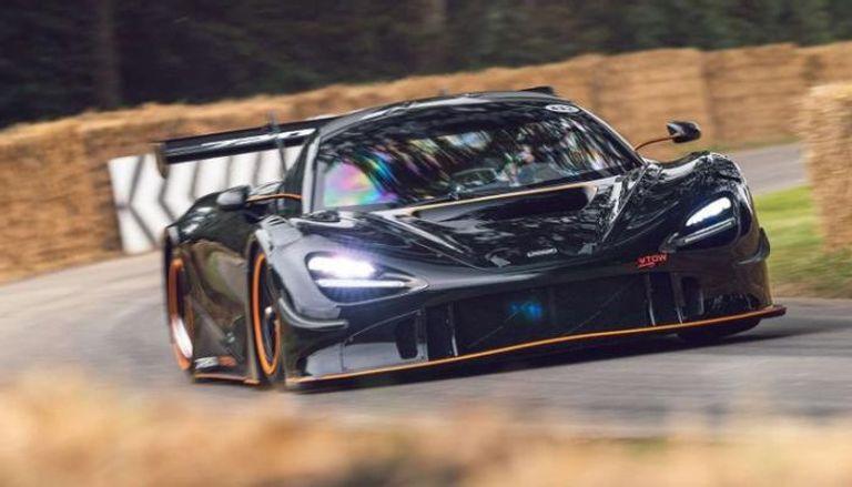 طراز McLaren 720S GT3X