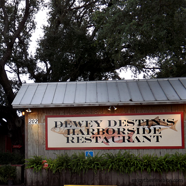 outside of Dewey Destin's