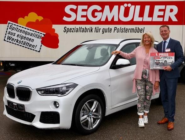 Segmüller Parsdorf Kontakt