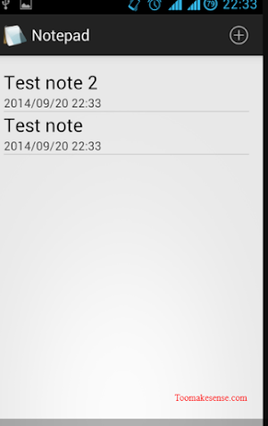 Download Notepad for Android (No Ads)