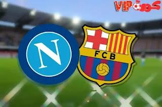 مشاهدة مباراة برشلونة و نابولي اليوم بث مباشر في دوري أبطال أوروبا