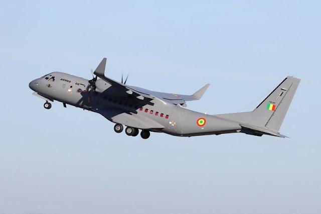 Mali orders Airbus C295
