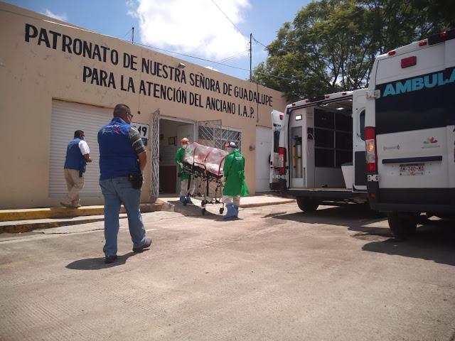 Alerta SSM riesgo por cuarentena en asilo de ancianas