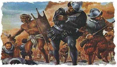Ο Πολεμιστής Γίγαντας των Αζτέκων που Προκάλεσε Πανικό στους Ισπανούς Κατακτητές