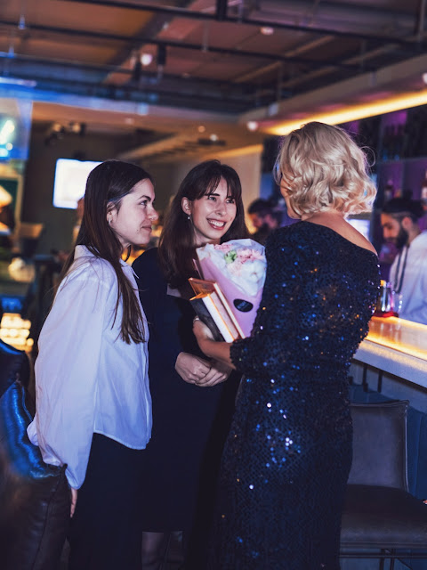 Eva Mayer's Birthday Celebration in Moscow