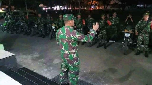 Begal Merajalela Di Kendari, TNI Turunkan Pasukan Siluman Gerak Cepat