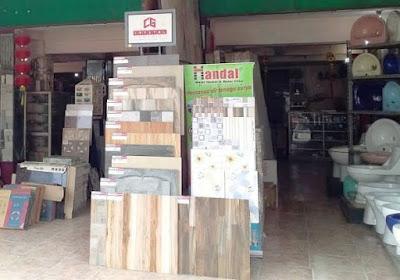 tempat jual lantai dan sanitair keramik kota Tangerang