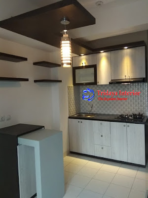 contoh-kitchen-set-apartemen-podomoro-golf-view