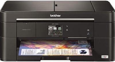 Color Ink Benefit Multi Function Printer Brother MFC-J2320 Driver Downloads