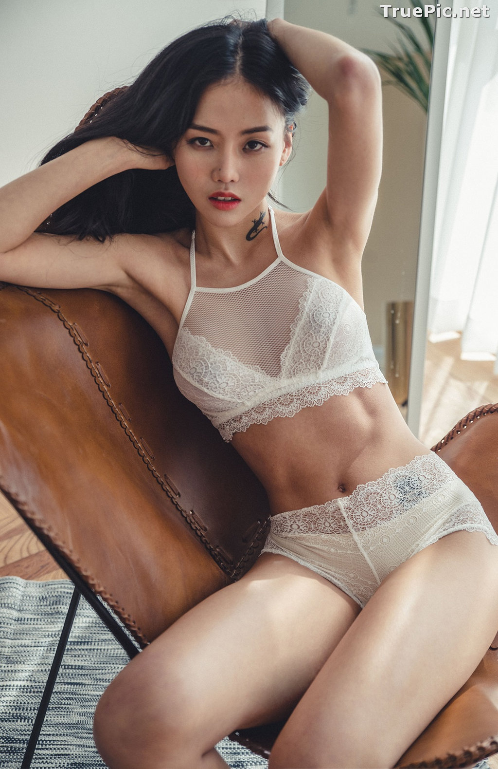 Image Korean Fashion Model – Baek Ye Jin – Sexy Lingerie Collection #6 - TruePic.net - Picture-1