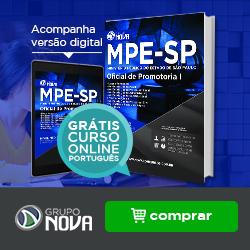 Apostila Ministério Público do Estado de São Paulo 2018